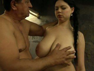 blowjob, brunettes, big tits