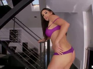 Misty Anderson Kneads Her Bust And Anal Tunnel And Smashes Her Vag Surrounding A Toy