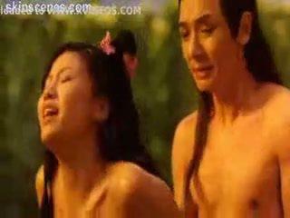 Číňan měkkéjádro pohlaví scéna