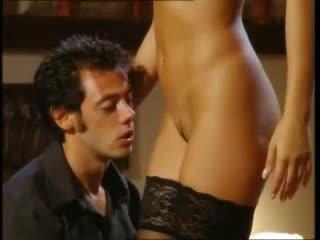ブルネット 新鮮, 素晴らしい フェラチオ 理想, セックス