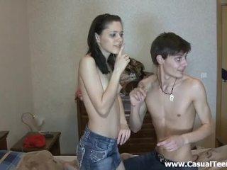 Pussyhammering مع ل فتاة