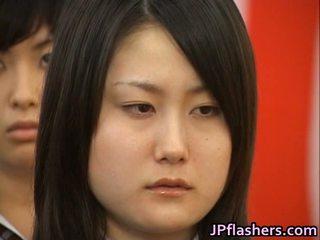 Nhật bản bé trong khi graduation