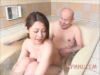 Maki tomoda 늙은 사람 과 엄마는 내가 엿 싶습니다 2