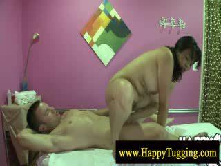 Big Beautiful Woman asian massage humping