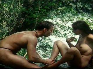 Tarzan meets jane: miễn phí cổ điển độ nét cao khiêu dâm video df