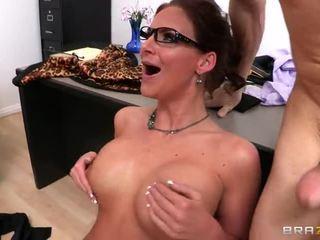 trực tuyến brunette mới, anh fucking pussy anh, chất lượng blowjob