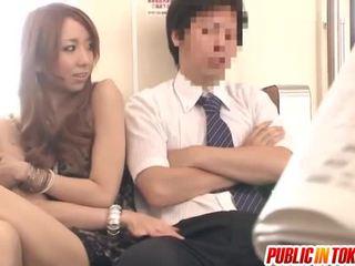 japānas, publisks sekss, milf sex