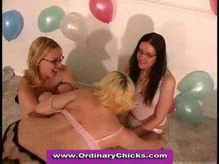 Reality sex games amateur party