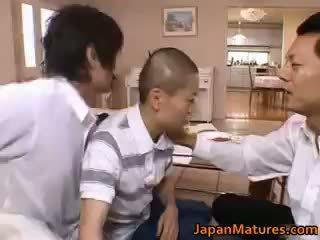 Miki sato skutečný asijské matka part1