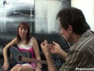 Remaja pelacur delila darling learns baru tricks