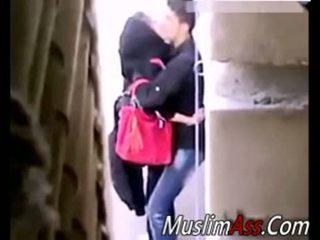 Hijab आउटडोर सेक्स 2