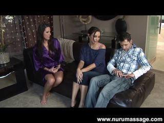 oral seks, büyük memeler, erotik masaj