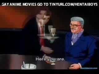 Perempuan animasi pornografi gay molested oleh tua geezer
