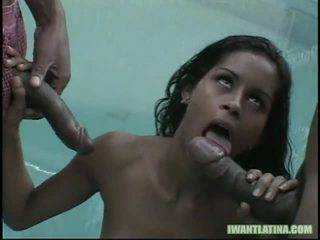 Kid jamaica e mark anthony caralho slam este quente latim slut1