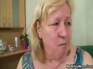 bbw, granny, cumshot