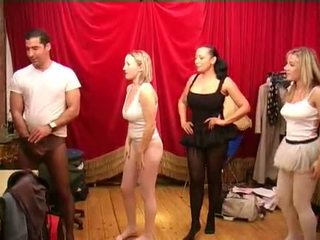 Panty voor de ballet