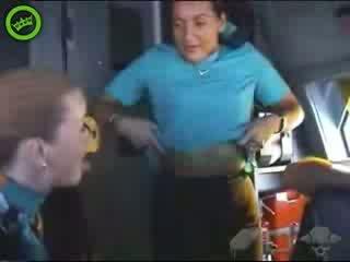 Real hostess vídeo vídeo
