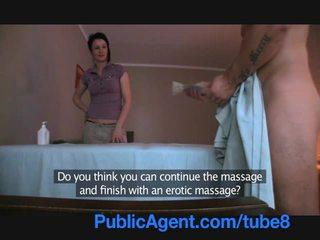 Publicagent qirje the masseur mdtq
