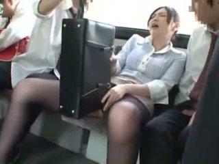 bussi, koulu