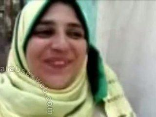 Égyptien hijab bj par la river-asw445