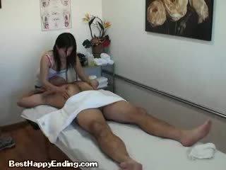Body Rub Parlour Offers Oral Massage