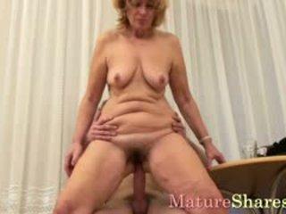 mature porno, blonde fucking, hardcore