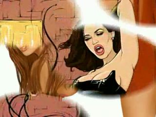 Angelina jolie sinful comics