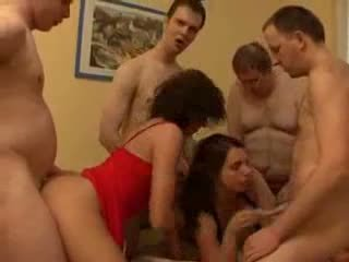 group sex, casting, germany