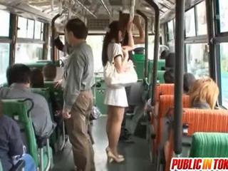 Yuu asakura مع ل كوك في ال حافلة