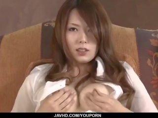 Yui hatano sucks kohout a fucks jako an anděl