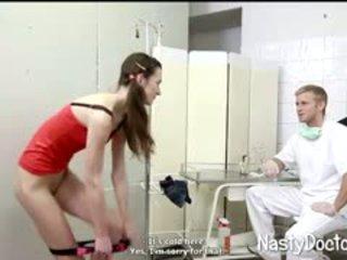 Petite Teen Gets Thorough Pussy Exam