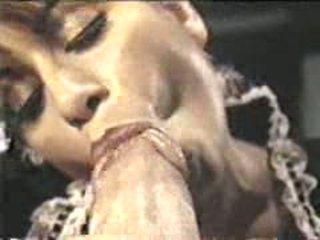 Heather lee istabene zīst extractinging erect dzimumloceklis
