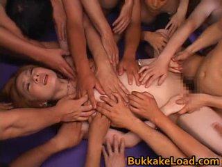 Ayuma εταιρεία youthful pointer sisters are fondled