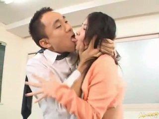 hardcore sex, japonske av modeli, asian porn