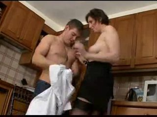 Wife and young guy