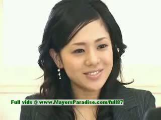 Sora aoi innocent sexy japansk student er getting knullet