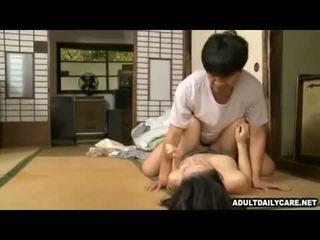 Японки къща прислужница 001
