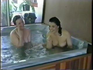 Jacuzzi Fun: Free MILF HD Porn Video ff