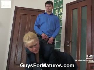 Shocking porno video featuring cantik benjamin, bridget, connor brought by guys for matures
