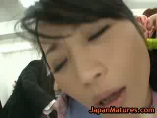 Trưởng thành natsumi kitahara trong nóng á châu homosexual 14 qua japanmatures