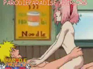Naruto en sakura haruno vol