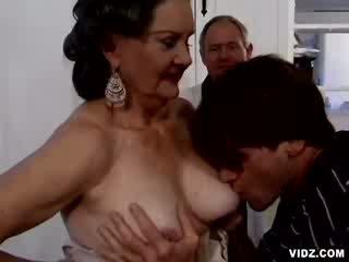 cock, old, slut