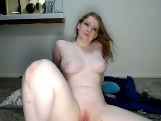 Find6.xyz girl rpgredhead flashing pussy on live webcam
