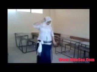 Arab egypte dance i skole