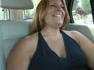 Mature Fatty Loves To Feel Plump Ramrods Stuffing Her Pussy