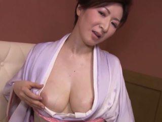 giapponese, grandi tette, matura