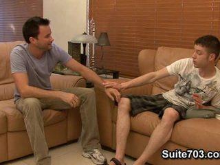 David scott meets एक नई homosexual ally