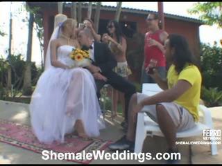 Alessandra 쉬 메일 신부 에 비디오