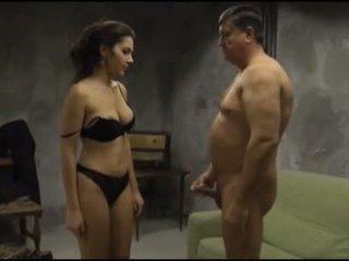 Pi - valentina nappi kurang ajar with an old man