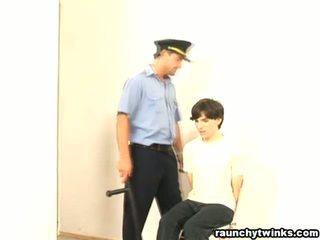 いたずらな b-y arrested と ファック